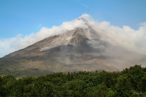Arenal le volcan